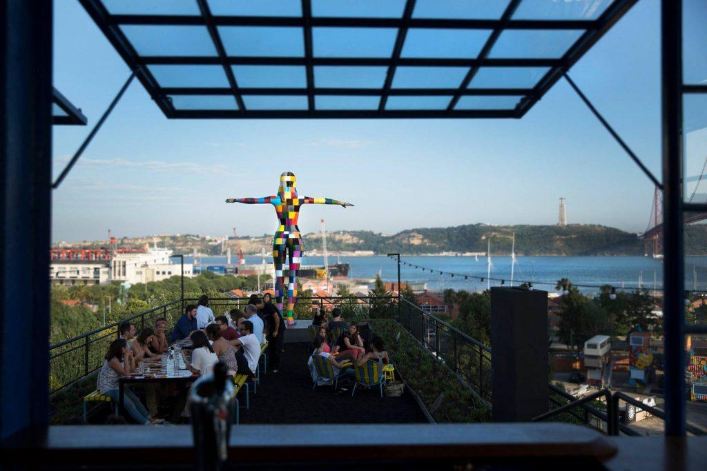 Rio Maravilha Lisbonne