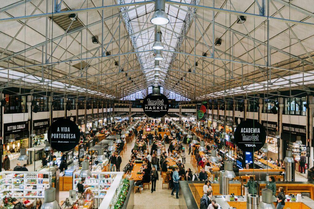 Time OUt Market Lisbonne