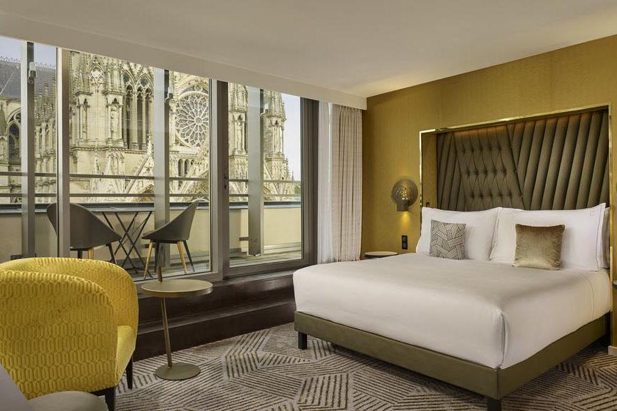 La Caserne Hotel Reims
