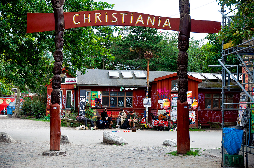 Christiania Copenhague