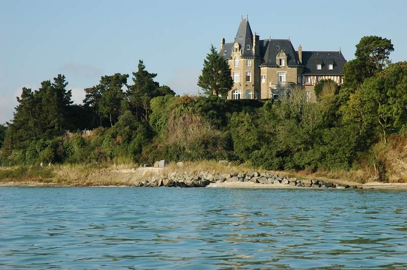 Chateaux Richeux hotel de charme baie mont saint michel