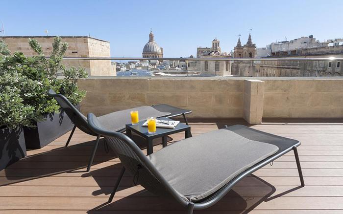 Hotel Malte La Falconeria