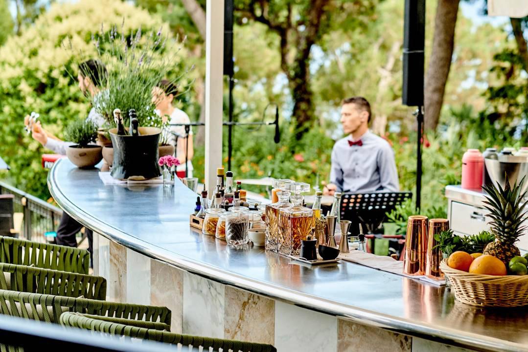 Bar Grand Hotel du Cap Ferrat