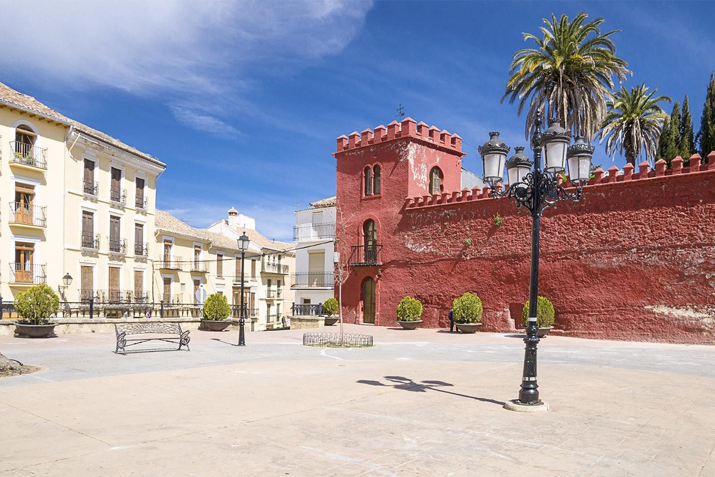 Alhama de Granada, Andalousie