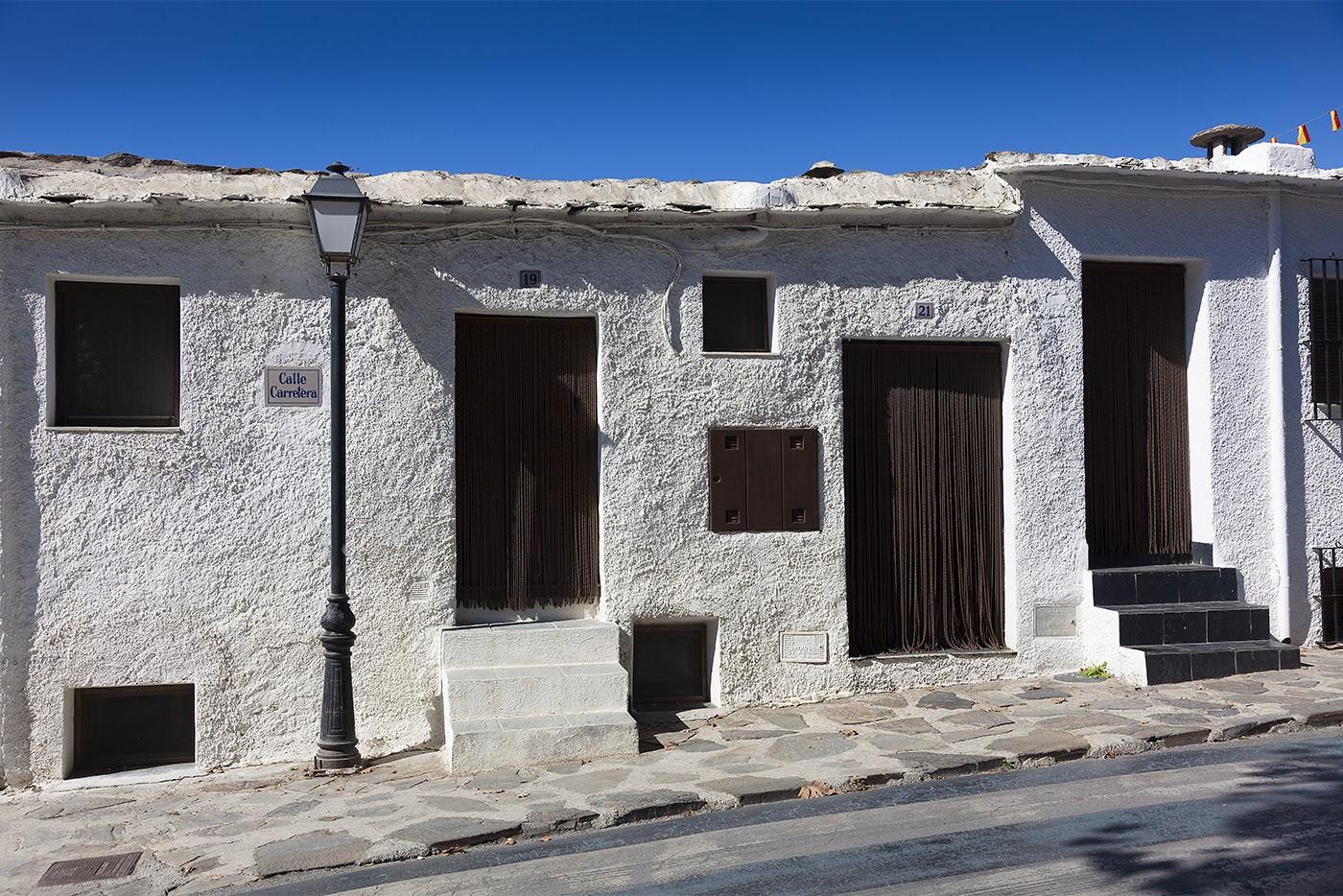 Bubion, Las Alpujarras, Andalousie