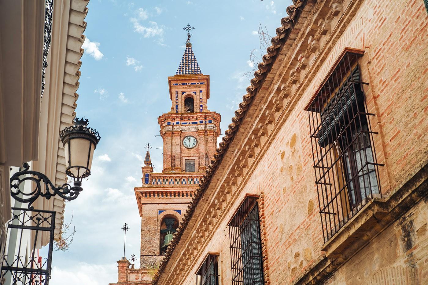 Carmona, Andalousie