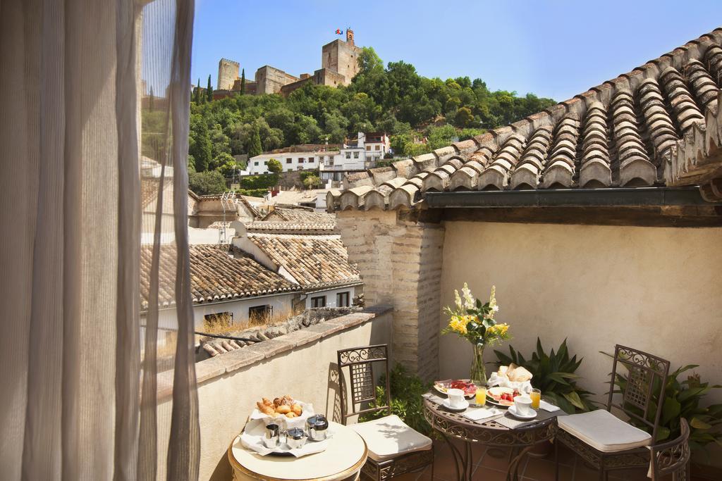 Casa 1800 Grenade vue Alhambra