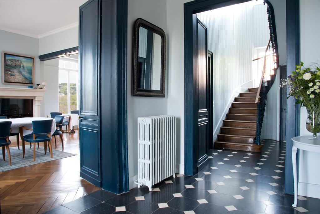 Castel de la Terrasse, hôtel de charme à Etretat, Normandie