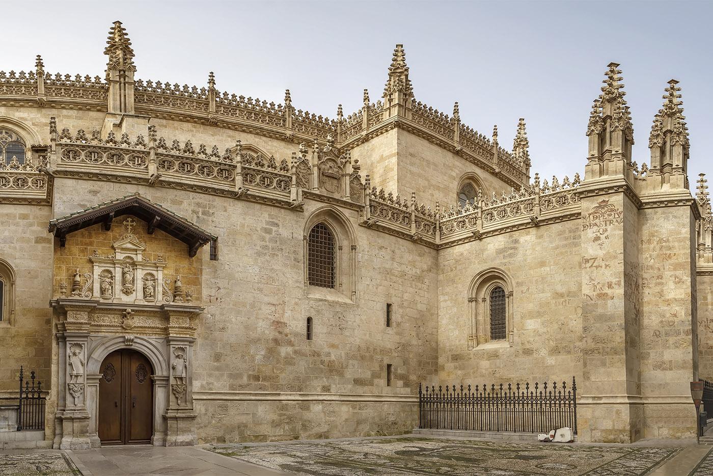 Chapelle Royale de Grenade