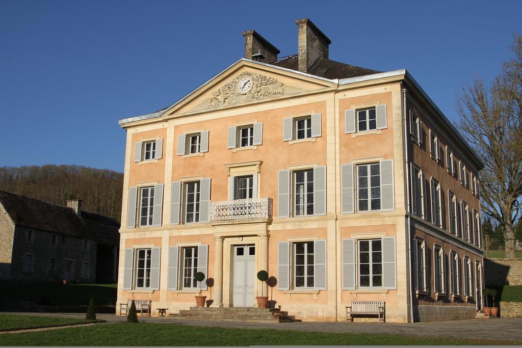 Chateau de la Pommeraye, hôtel de charme en Normandie