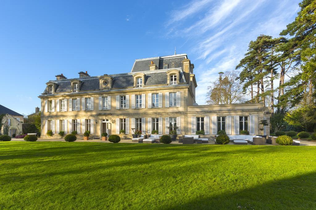 Chateau la Chenevière Normmandie