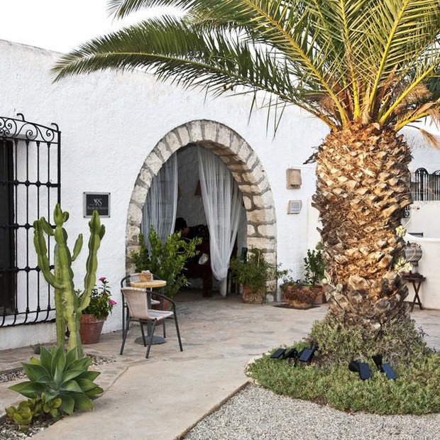 Cortijo los Malenos, Cabo de Gata, Andalousie