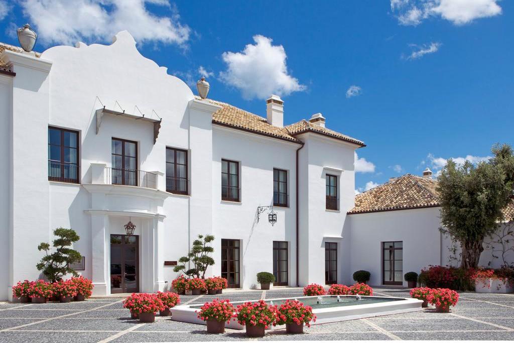 Finca Cortesin, Malaga, Andalousie