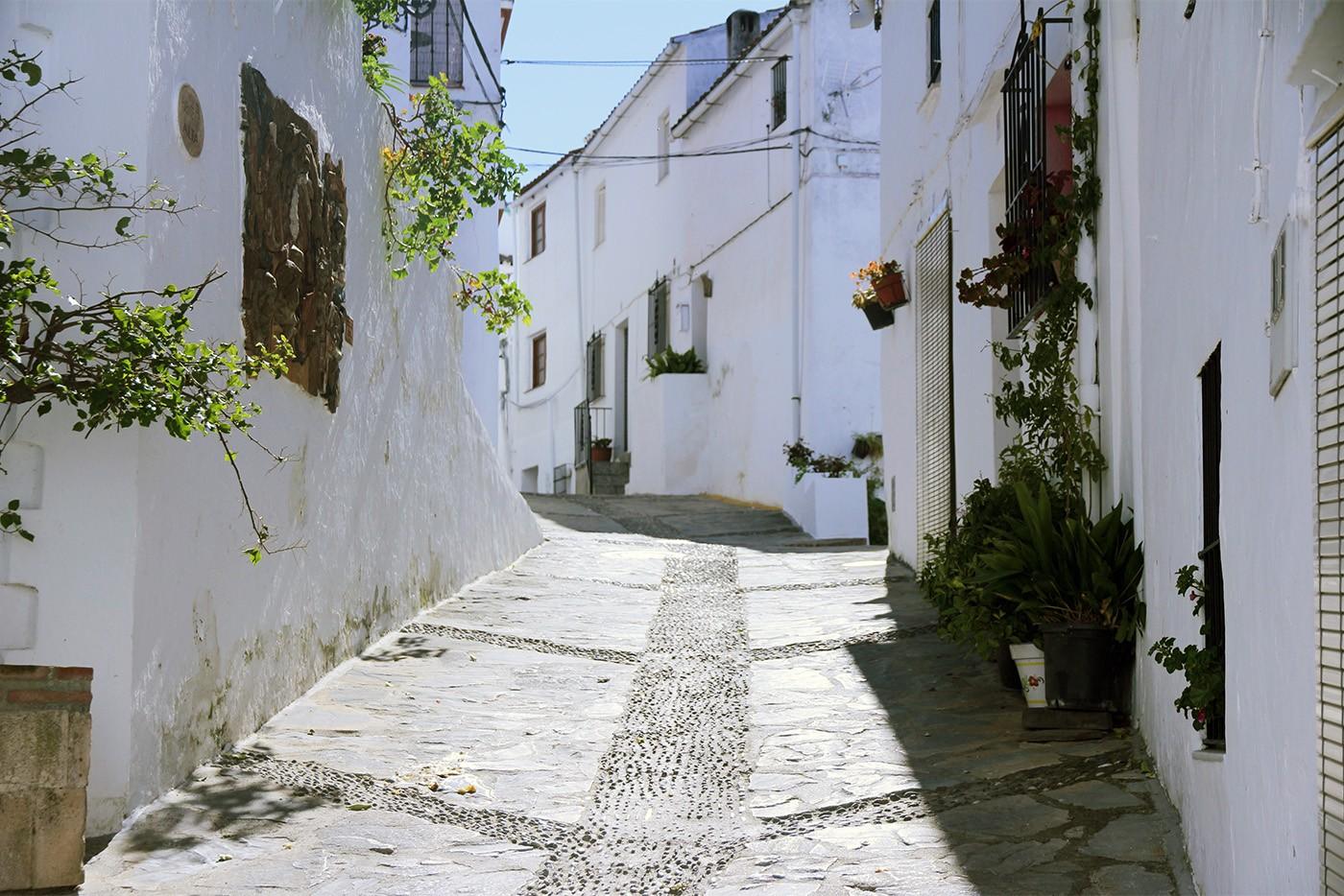 Genalguacil, Andalousie
