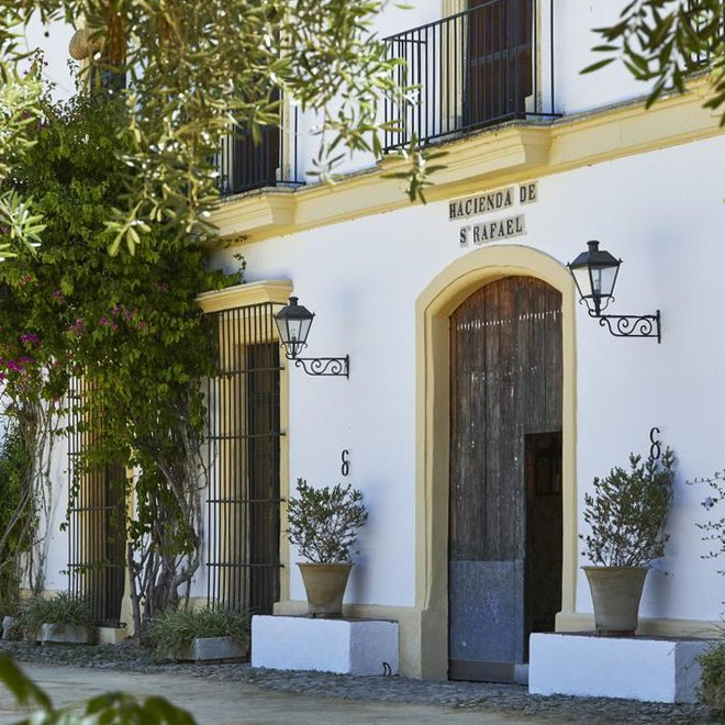 Hacienda de San Rafael, hôtel de charme en Andalousie