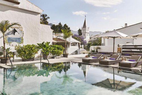 Hôtel Nobu Marbella, Andalousie