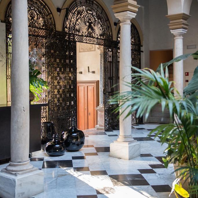 Hôtel Palacio de Villapanes, Séville, Andalousie