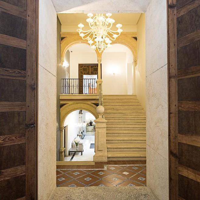 Hotel de charme Andalousie: Hospes Palacio del Bailio, Cordoue