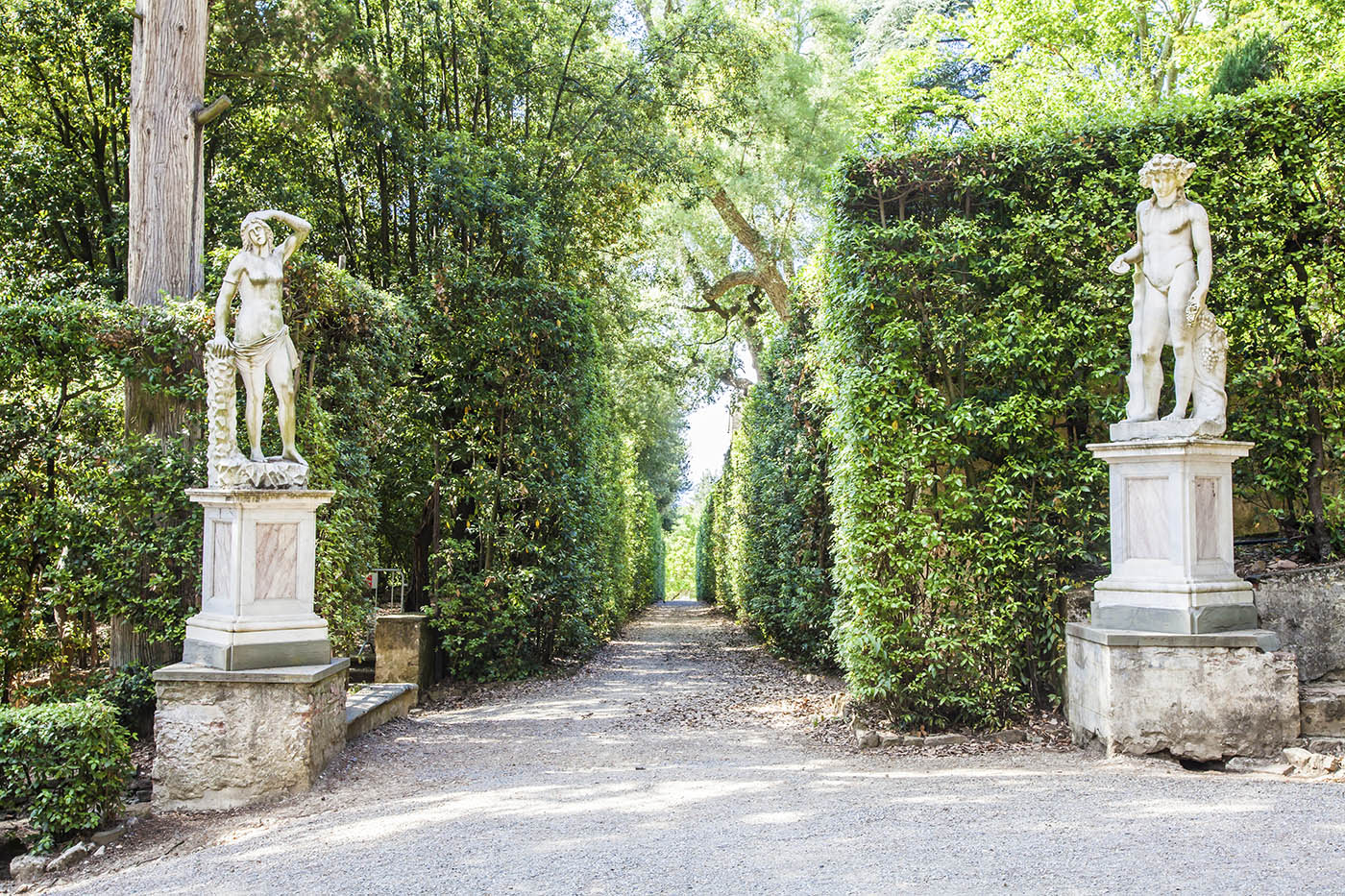 Jardin de Boboli, Florence