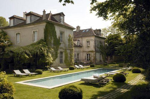Les plus beaux hôtels de charme à moins de 2h30 de Paris