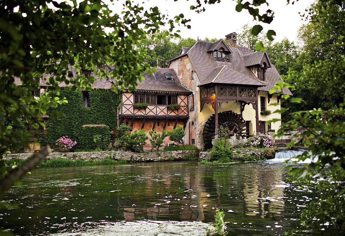 Le Moulin de Fourges Normandie