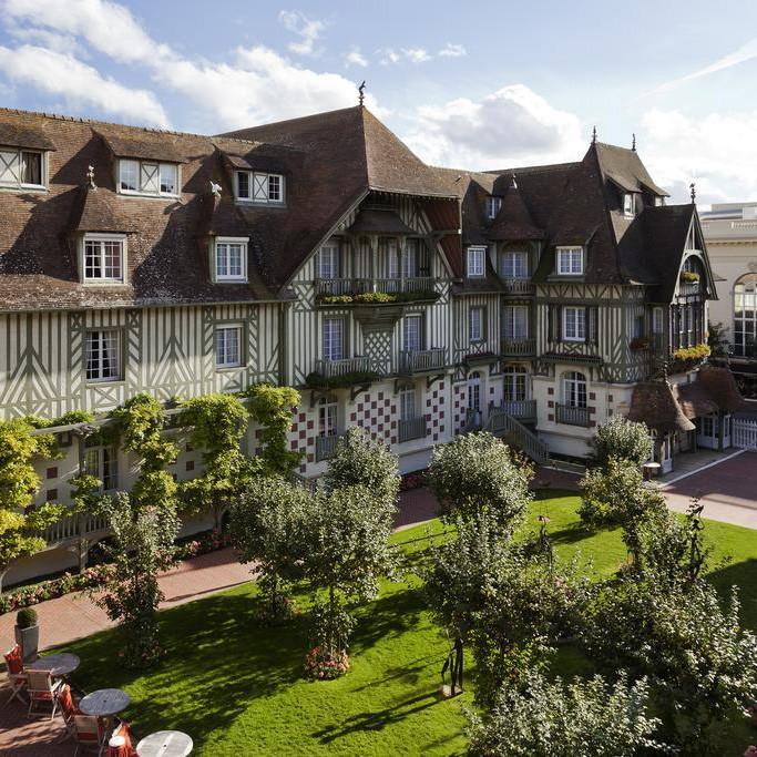Hôtel le Normandy, Deauville, Normandie