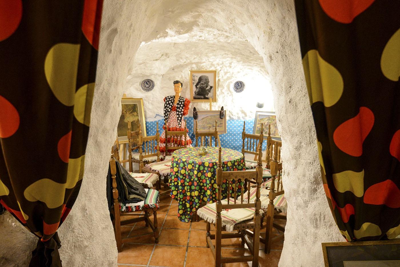 Grottes du Sacromonte, Grenade