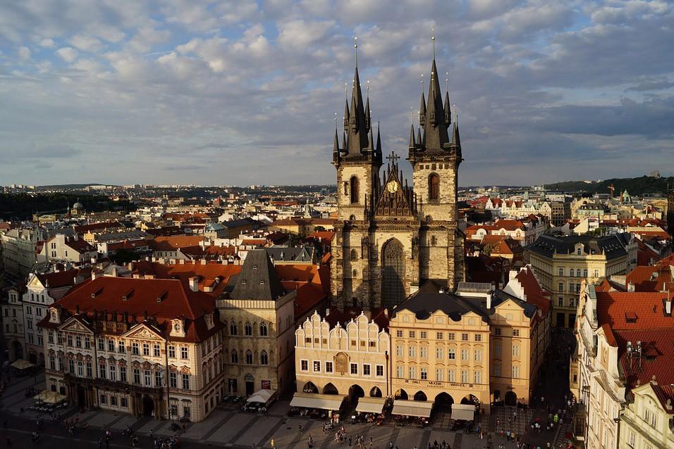 Place de la Vieille Ville, Prague
