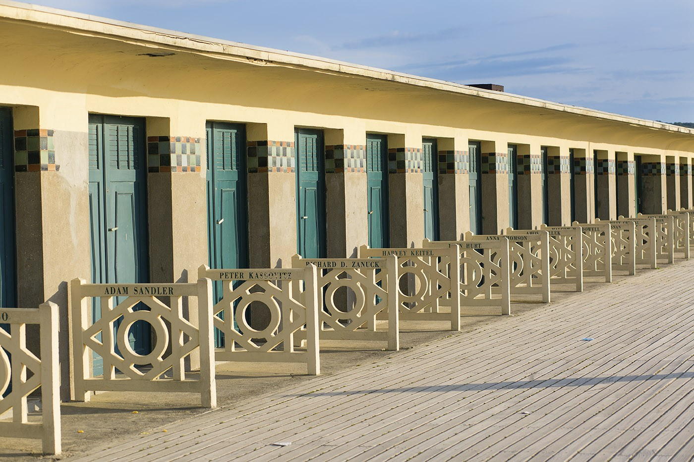 Les Planches de Deauville
