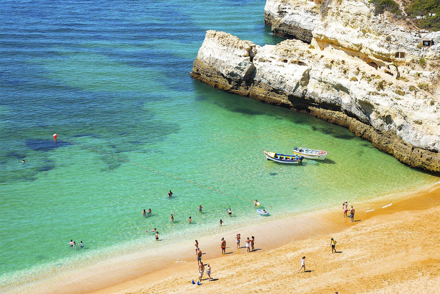 Plages de l'Algarve, Portugal