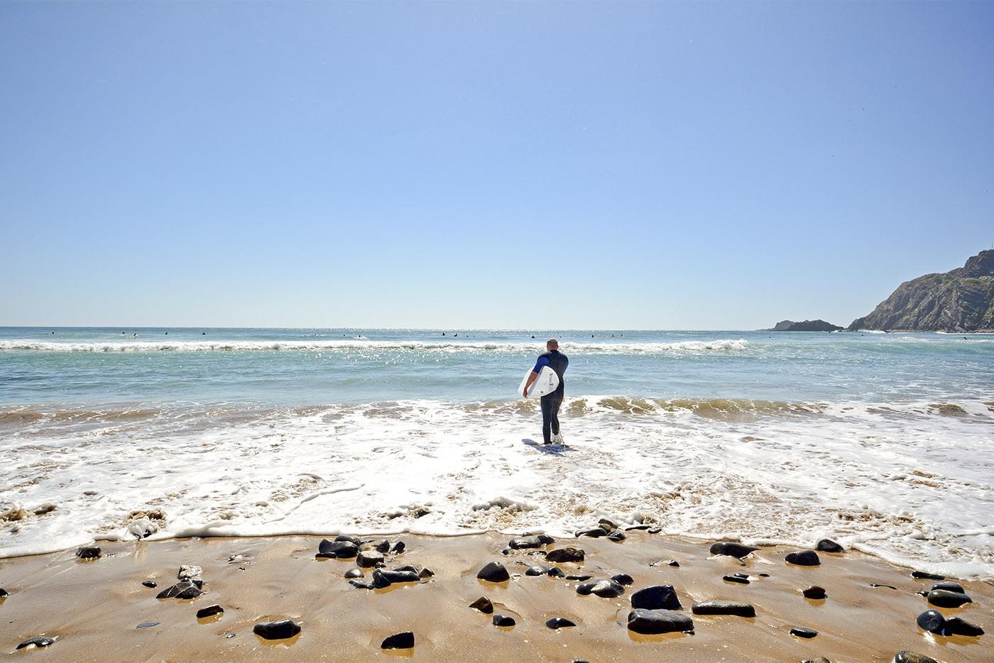 Praia da Arrifana Algarve
