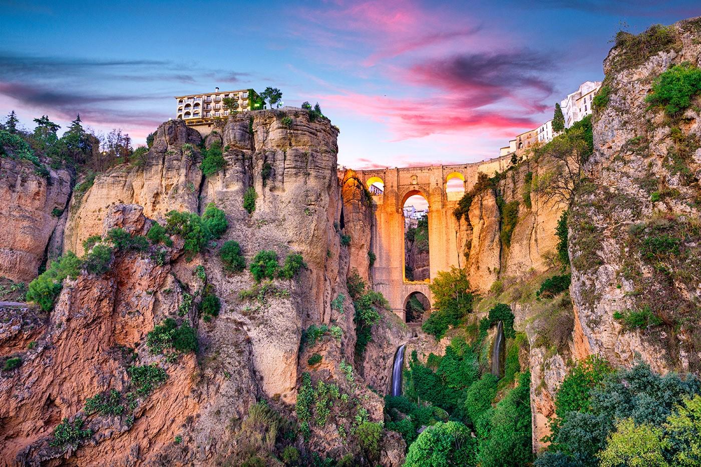 Ronda, Andalousie