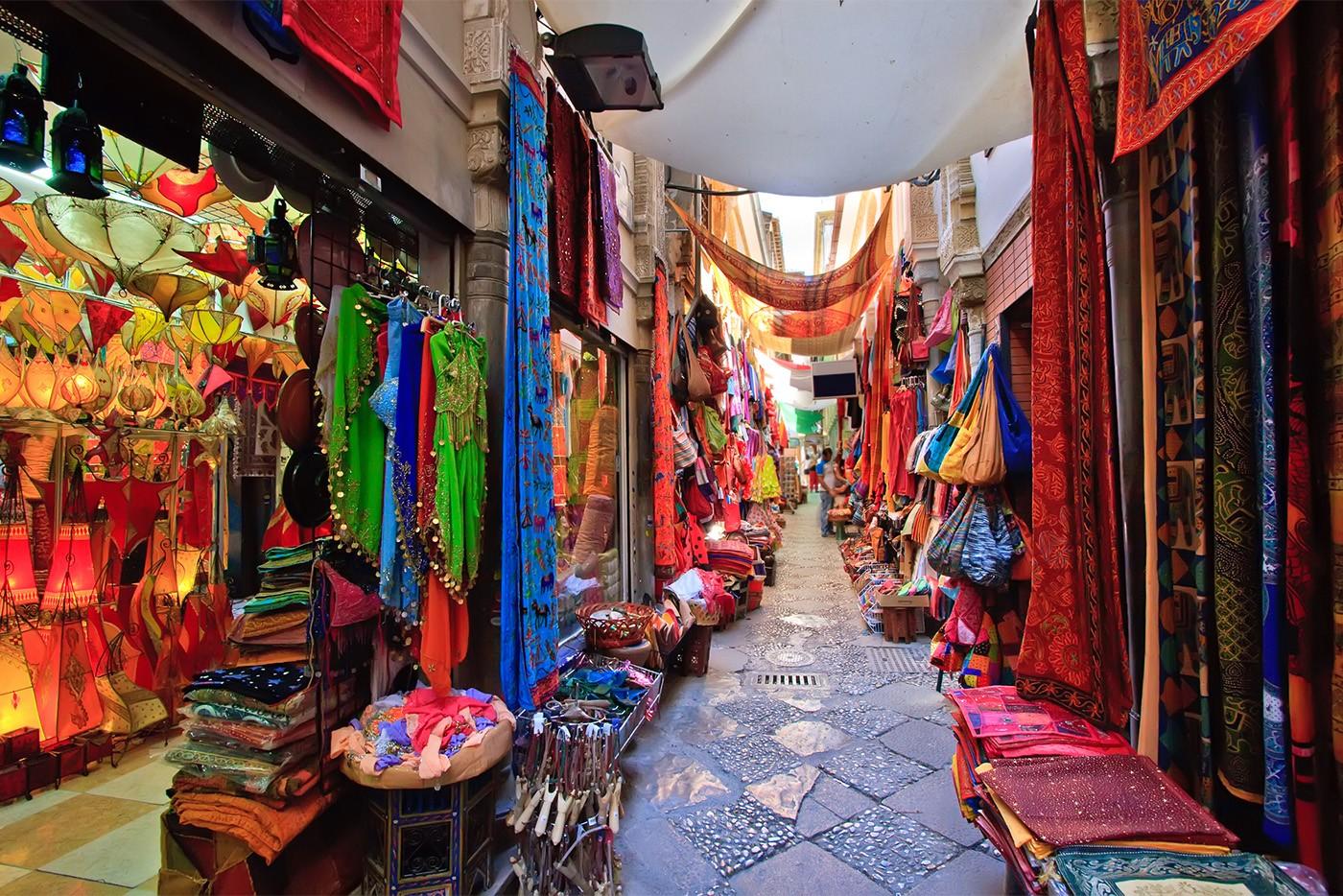 Rue Caldereria Nueva, Grenade