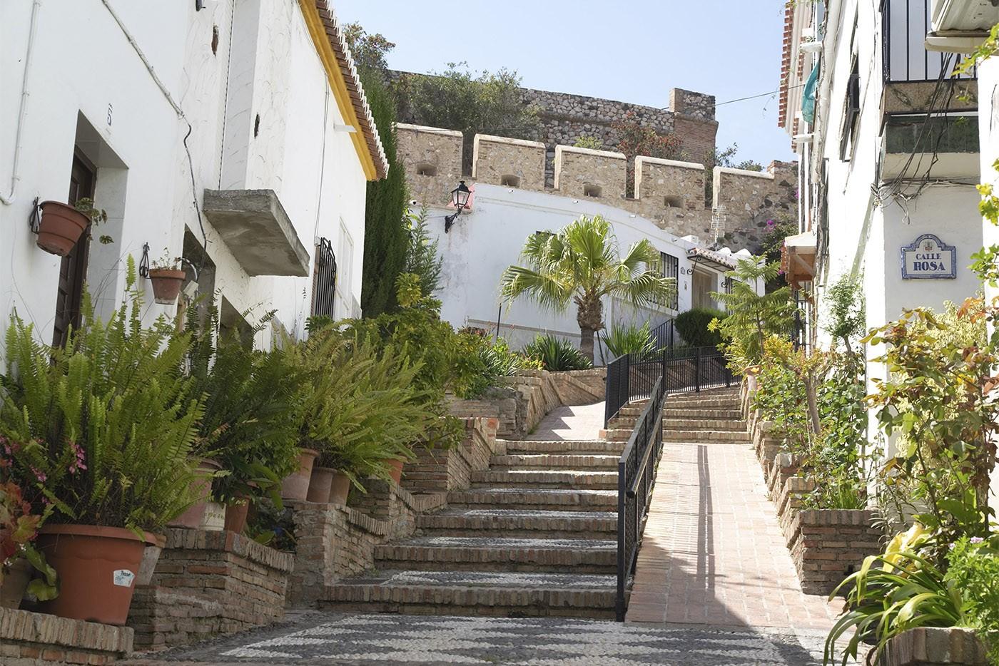 Salobreña, Andalousie
