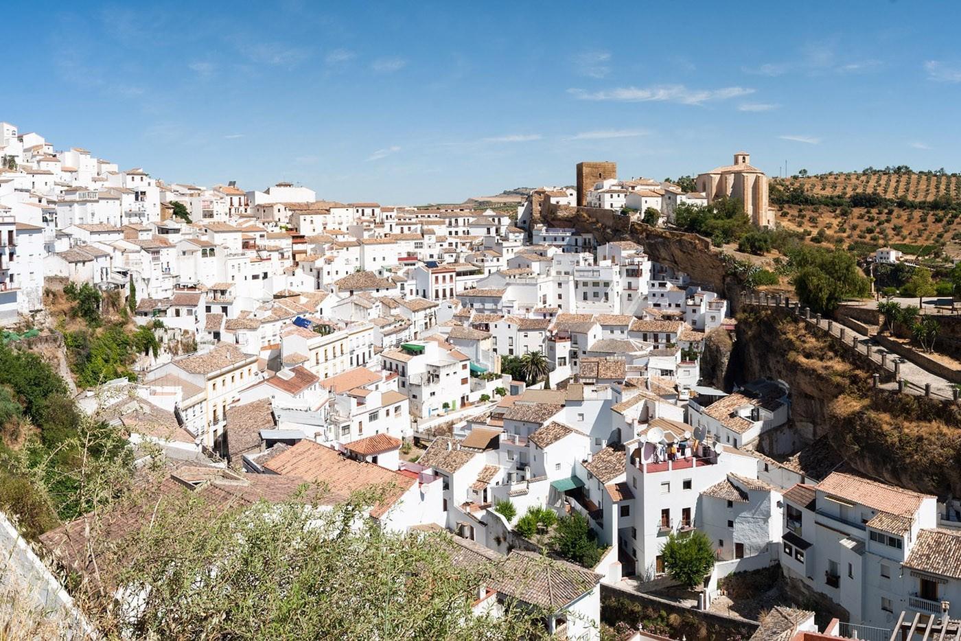 Setenil de las Bodegas, Andalousie