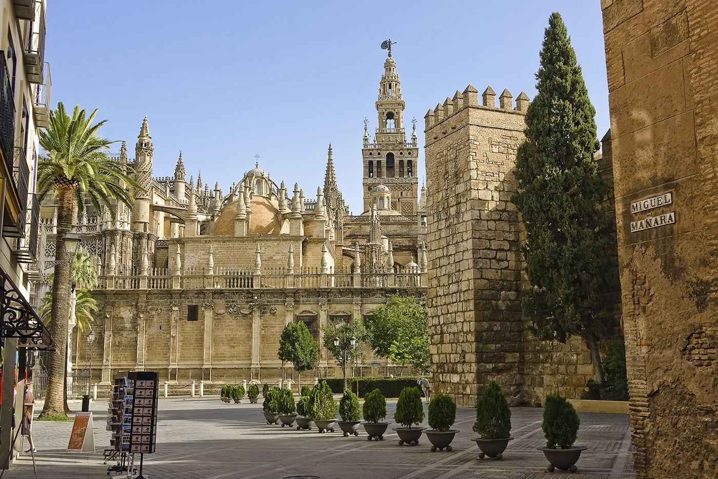 Centre-ville de Séville, Andalousie