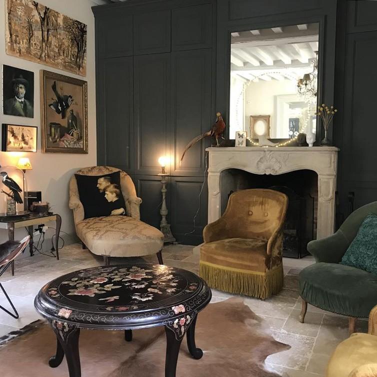 Villa Cambette maison d'hôtes de charme en Normandie