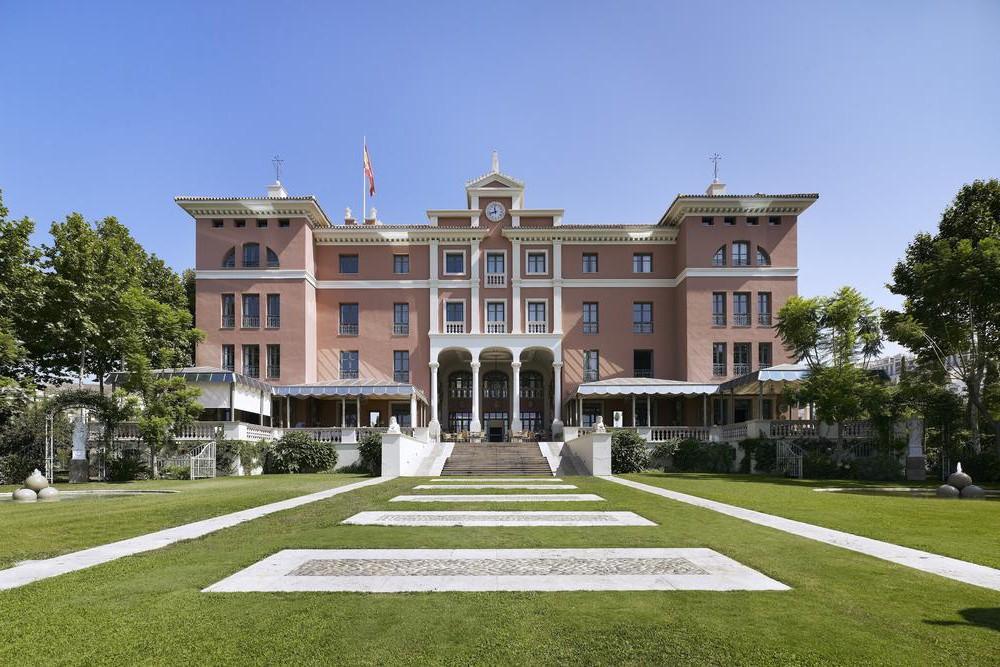 Villa Padierna, Andalousie