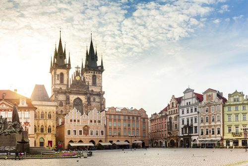 Week-end Prague City-guide