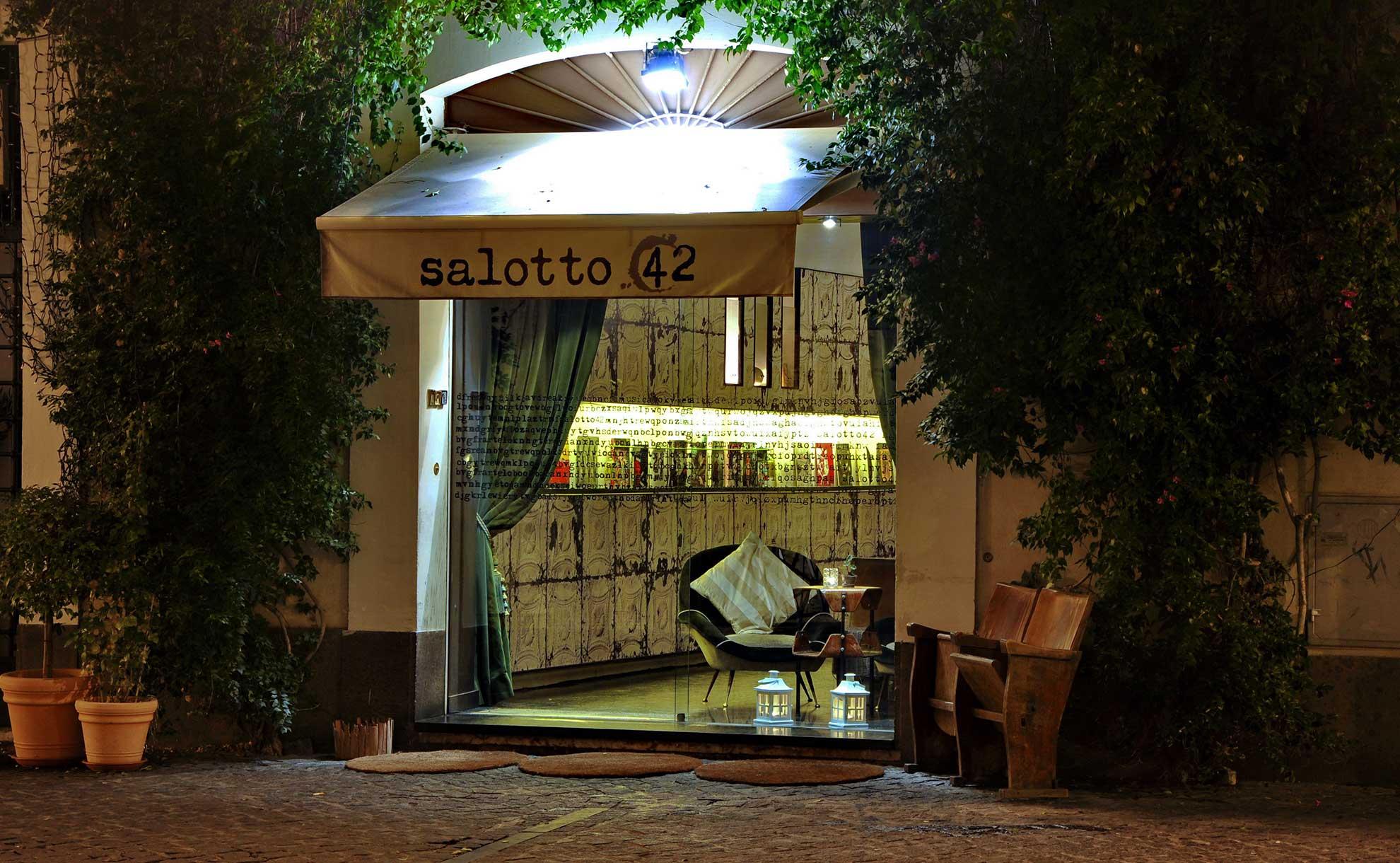 Salotto42, Rome