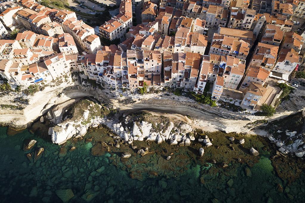 Bonifacio citadelle