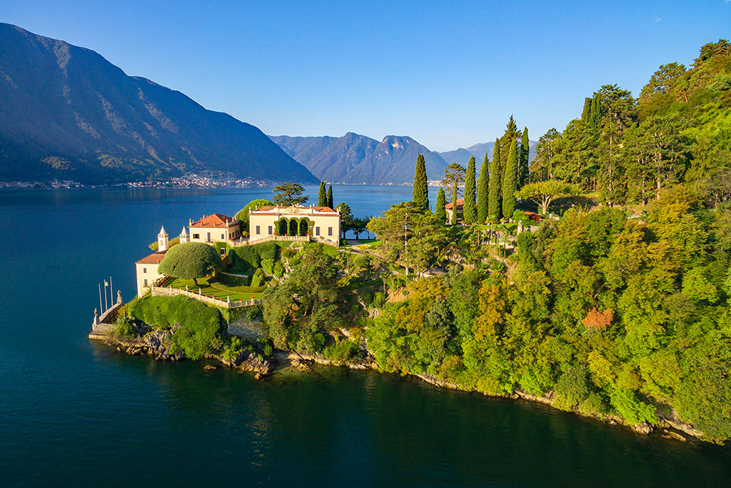 Lac de Come Villa Balbeliano