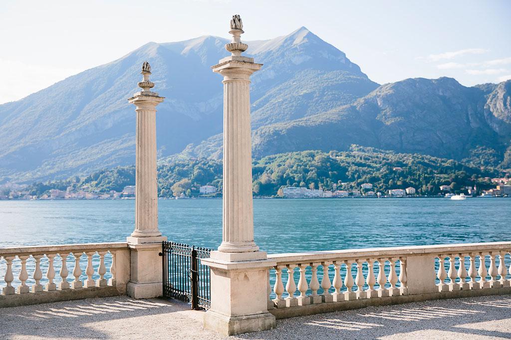 Promenade Villa Melzi Lac de Come