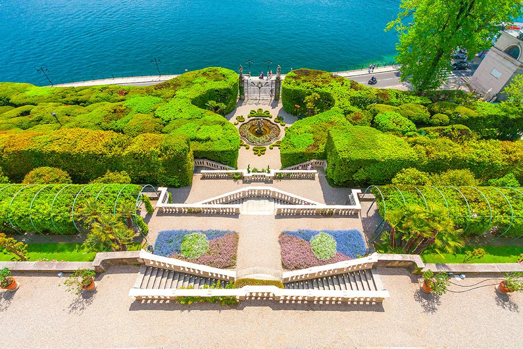 Villa Carlotta Lac de Come Italie