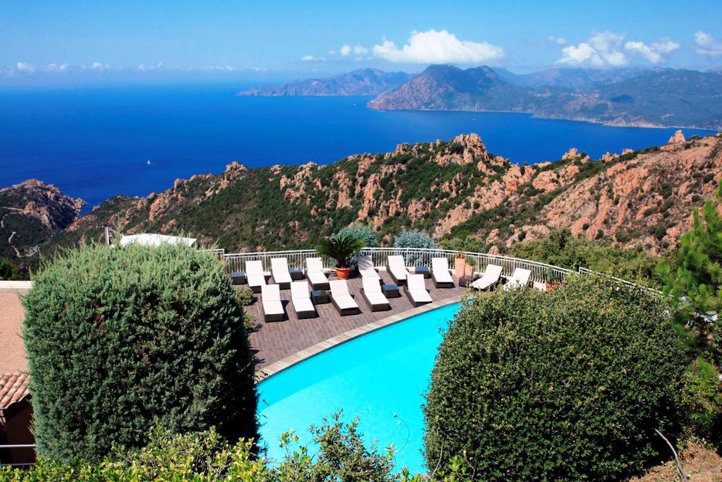 Hotel Capo Rosso Piana Corse