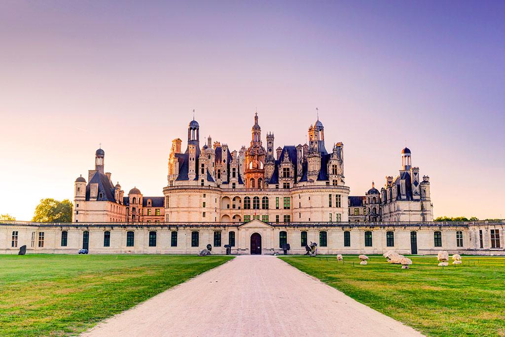 Itinéraire Château de la Loire