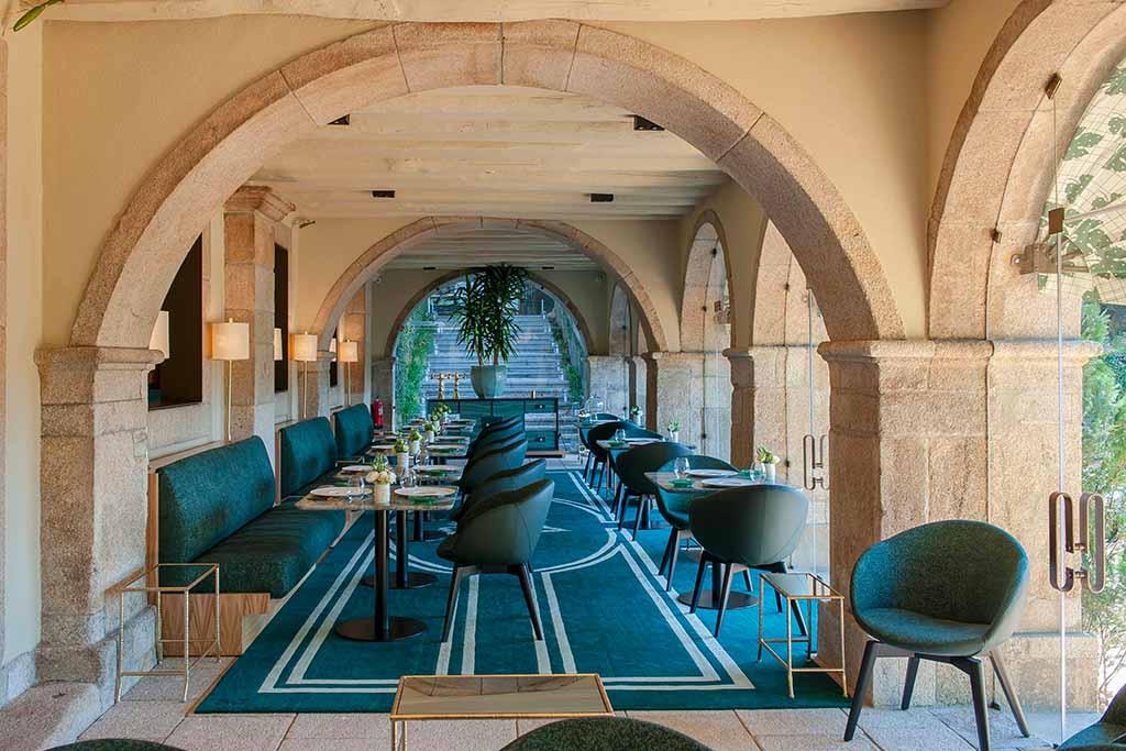 Antiqvvm Porto restaurant
