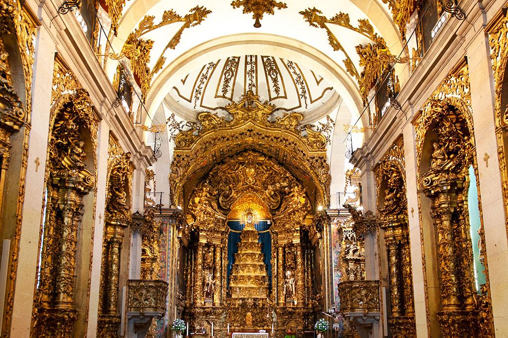 Eglise do Carmo Porto