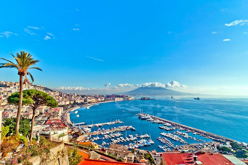 Pausilippe Naples