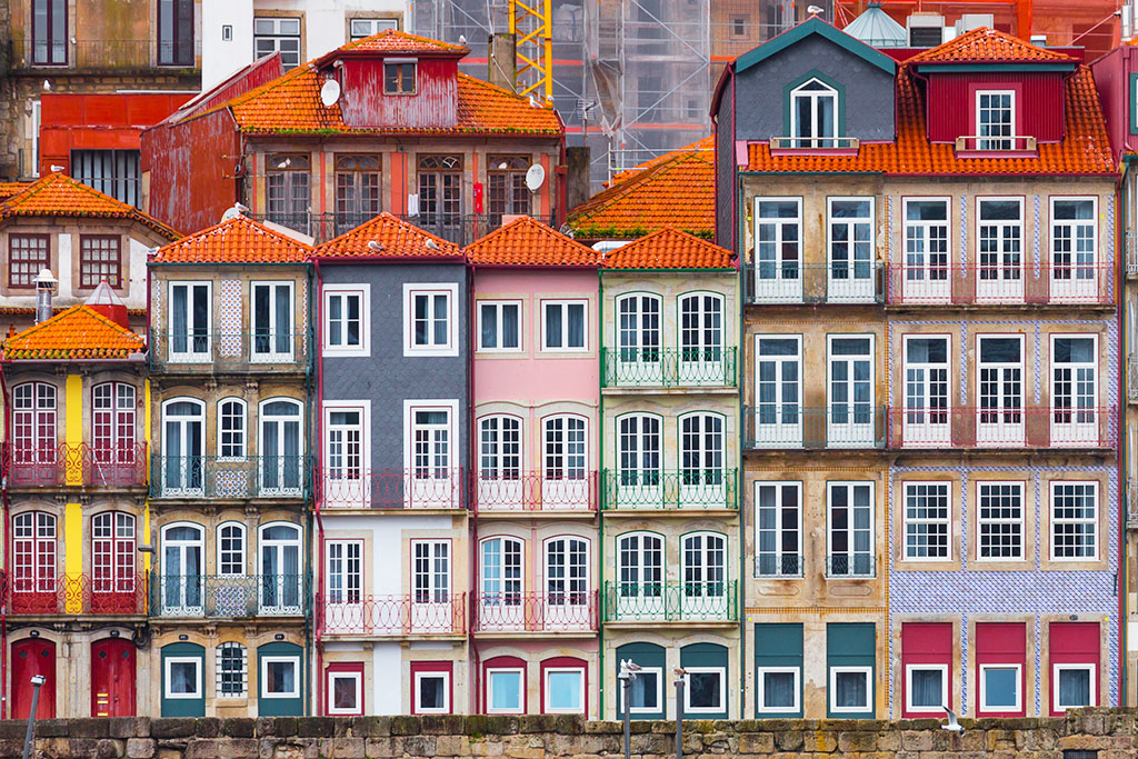 Quartier de la Ribeira Porto